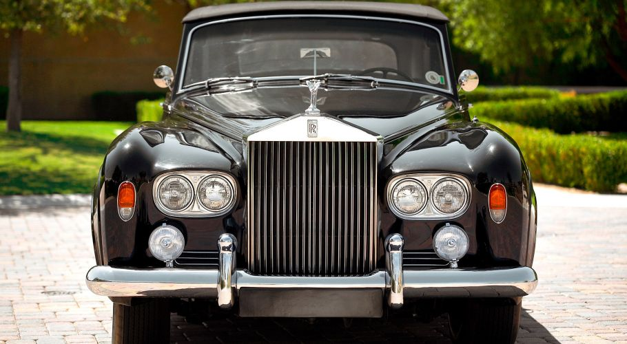 Rolls-Royce Coupe
